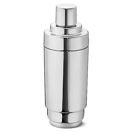 Manhattan Cocktail Shaker, Silver