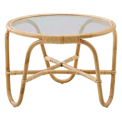 Charlottenborg Side Table, Natural