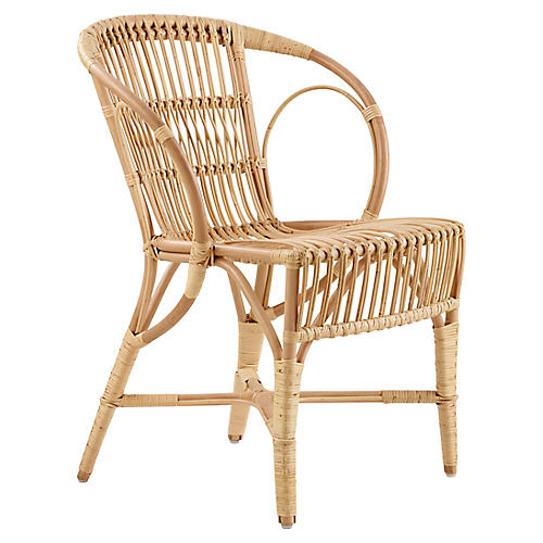 Wengler Chair, Polished Natural