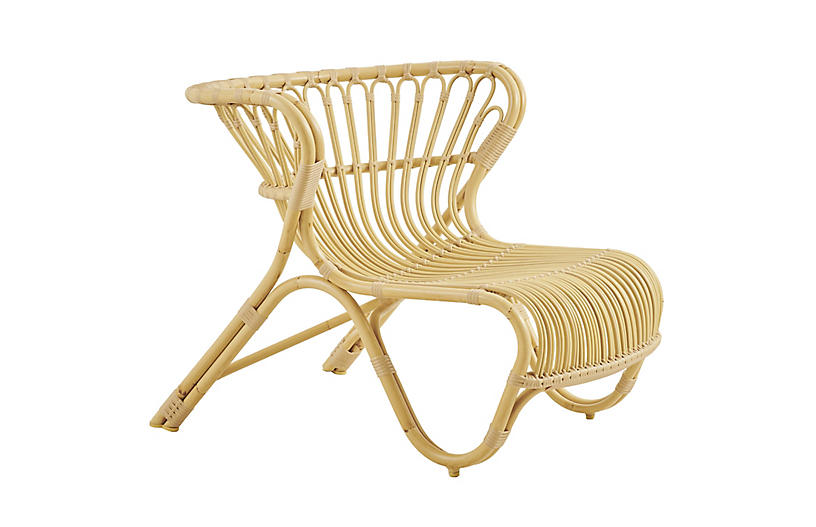 Viggo Outdoor Chair, Natural