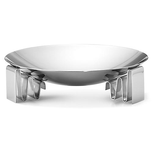 Frequency Bowl, Silver