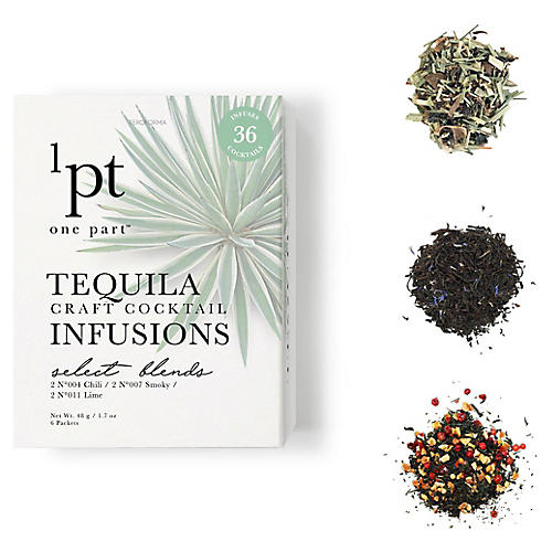 Tequila Cocktail Infusions