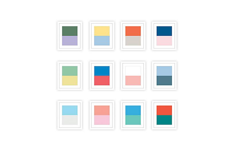 Pencil & Paper Co., Multi Color, Set of 12