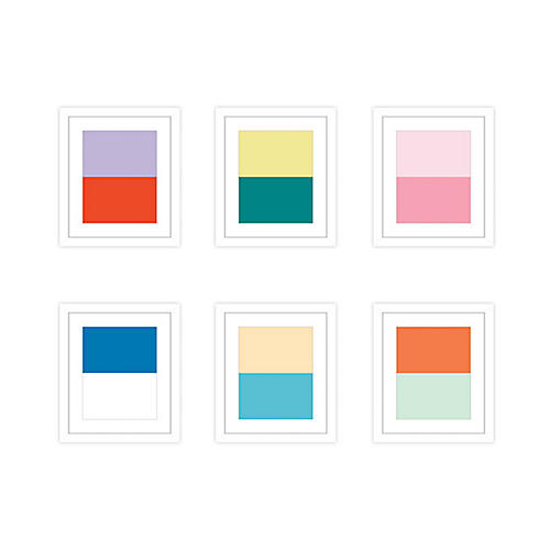 Pencil & Paper Co., Muli Color, Set of 6