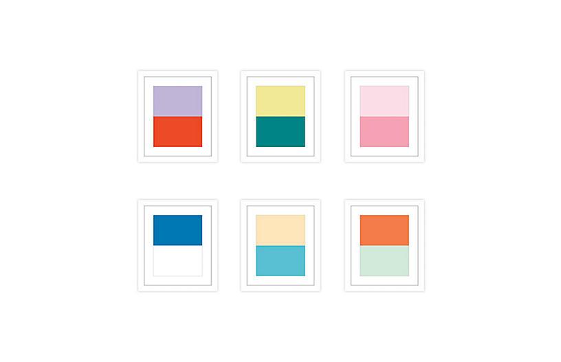 Pencil & Paper Co., Muli Color, Set of 6