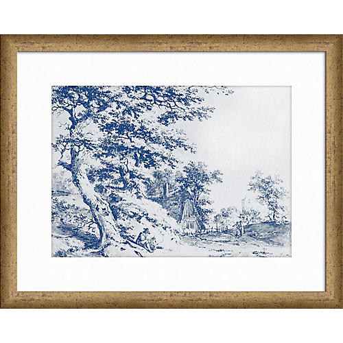 Landscape Sketch II