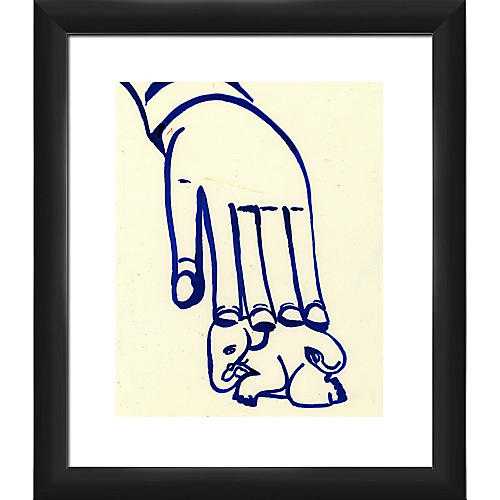 As Collective, Buddha Hand w/ Elephant
