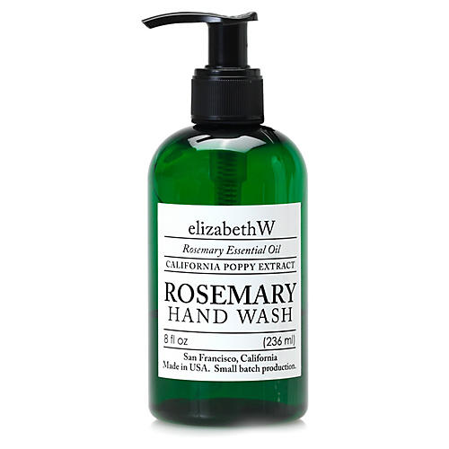 Essential Oil Hand Wash, Rosemary