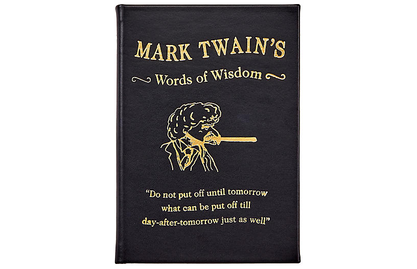 Mark Twain's Words of Wisdom