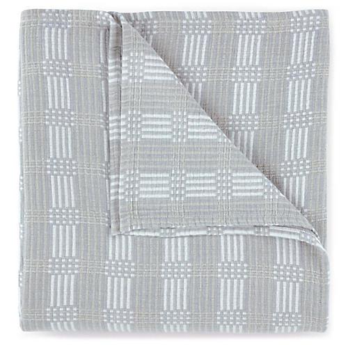 Westport Blanket, White