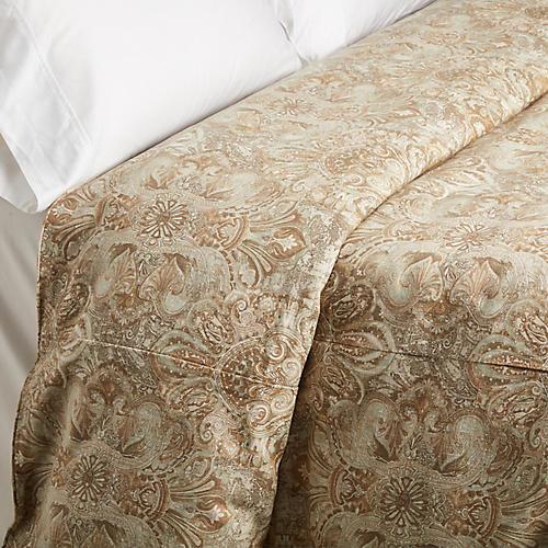 Baroque Duvet, Linen