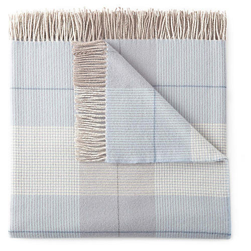 York Throw, Blue