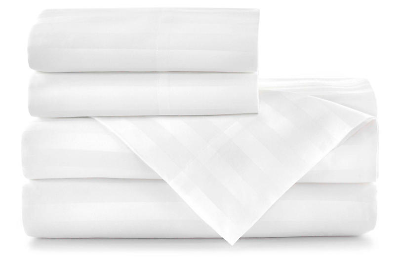 Duet Sheet Set, White