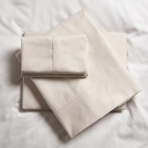 Aria Sheet Set, Platinum