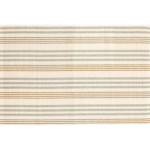 Olive Branch Handwoven Rug, Bronze/Natural