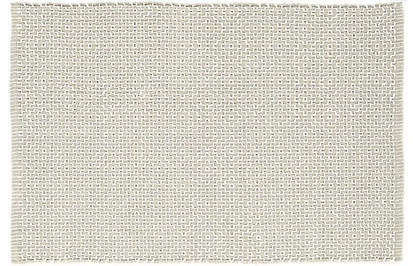 Beatrice Handwoven Rug Gray