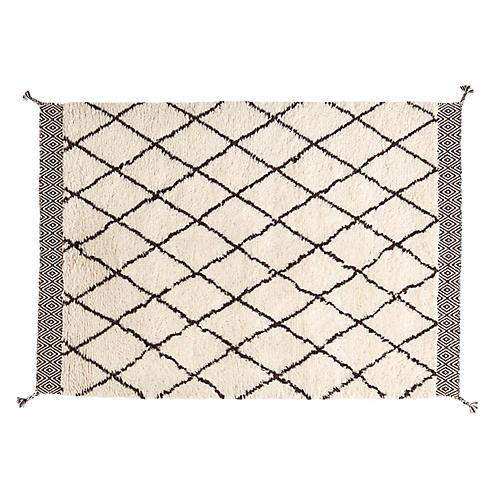 Kenzi Handwoven Rug, Ivory