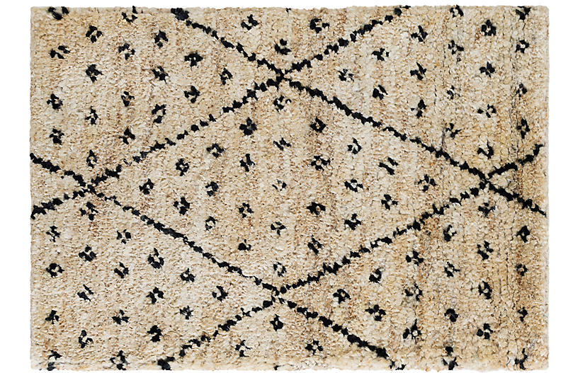 DASH & ALBERT - Doti Jute Rug, Natural