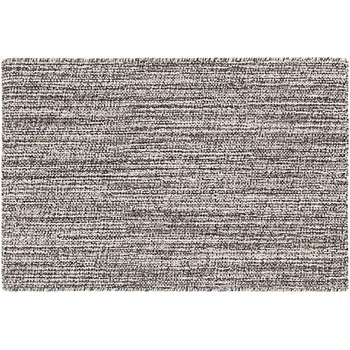Bella Handwoven Rug, Gray