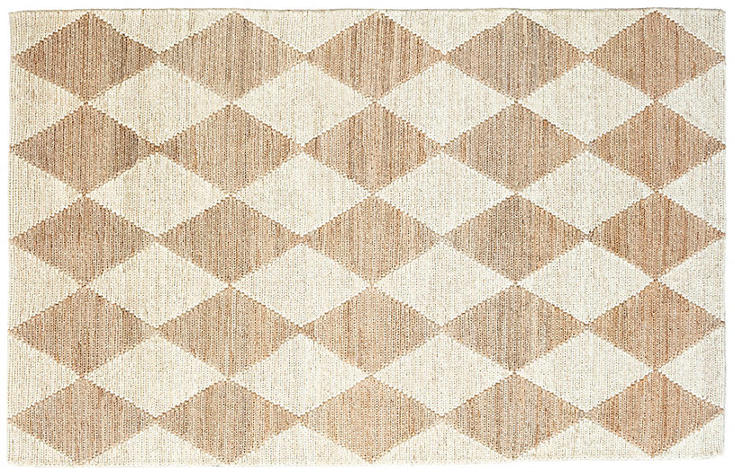 Harwich Handwoven Rug, Natural