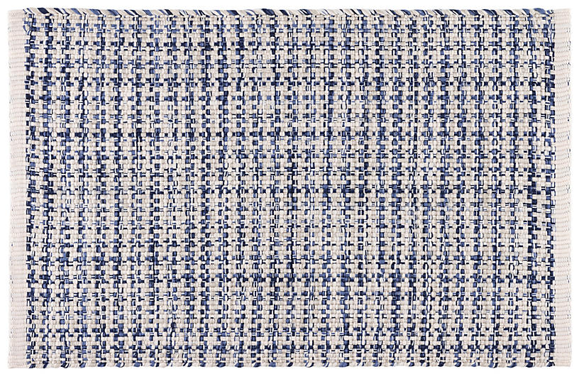 Journey Indoor/Outdoor Rug, Blue