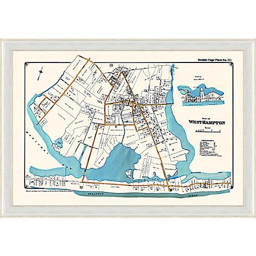 Westhampton Map