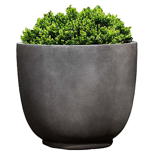 Danilo Outdoor Planter, Concrete