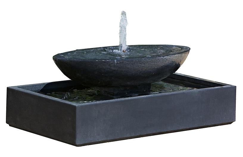 Recife Fountain, Terra Nera