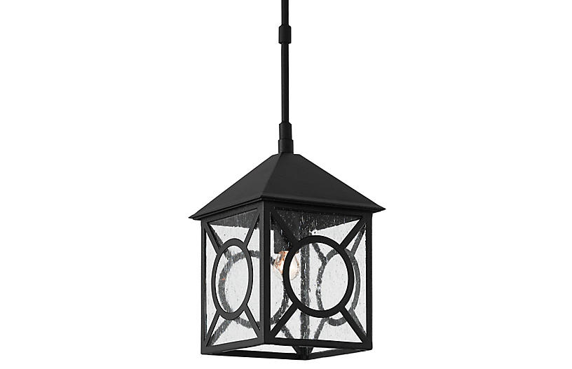 Small Outdoor Lantern