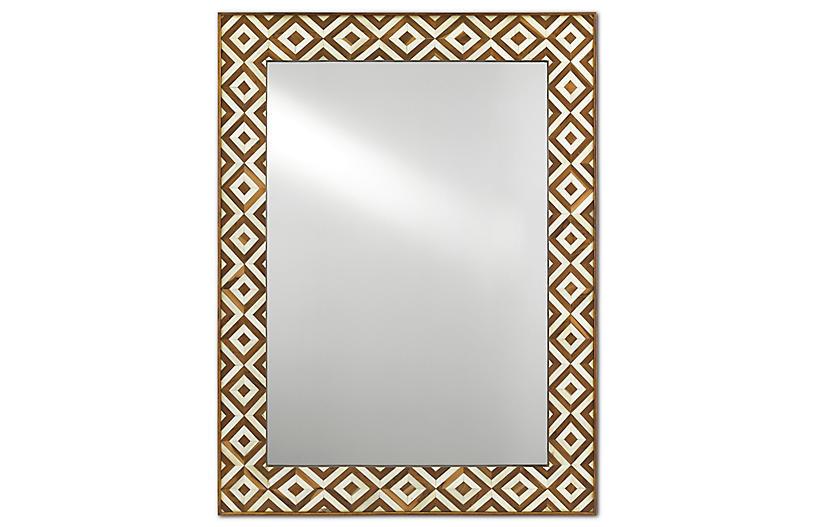 Persian Large Mirror, Natural