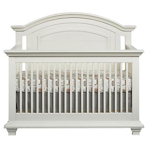 Madison Crib, Vintage White