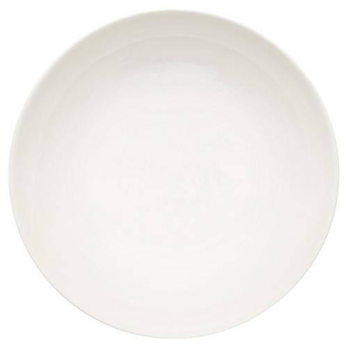 Teema Tiimi Deep Plate, White