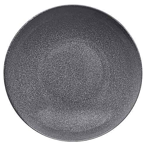 Teema Tiimi Deep Plate, Dotted Gray