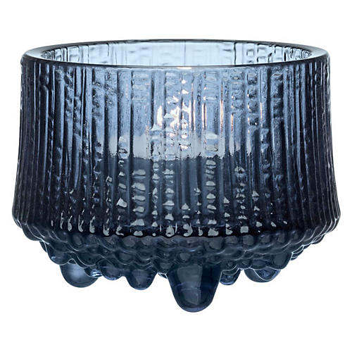"3"" Ultima Thule Tealight Candleholder, Rain"