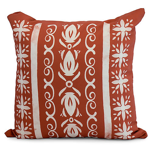 Kericho Pillow, Orange