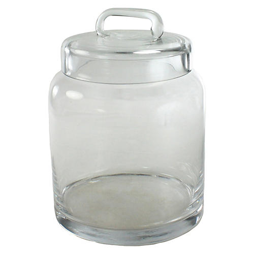 Smith Canister, Clear