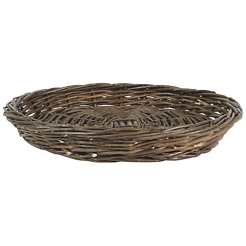 Willow Charger, Natural