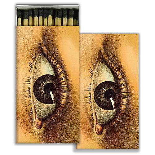 The Eye Match Set, Black