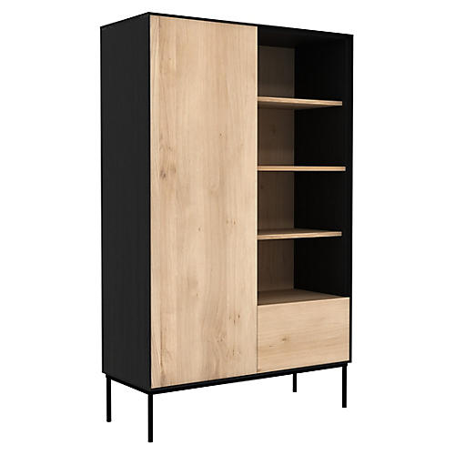 Blackbird Cabinet, Oak