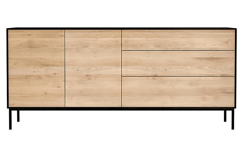 Blackbird Sideboard, Oak