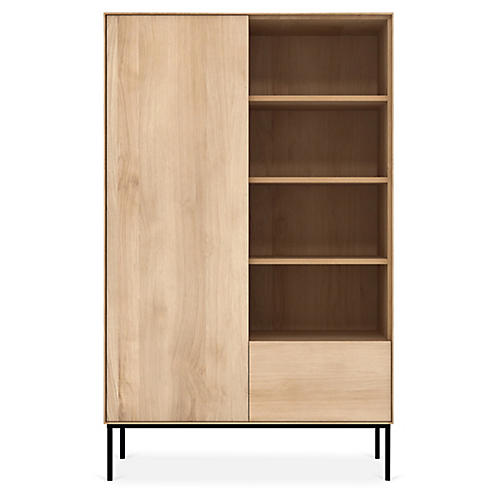 Whitebird Cabinet, Oak