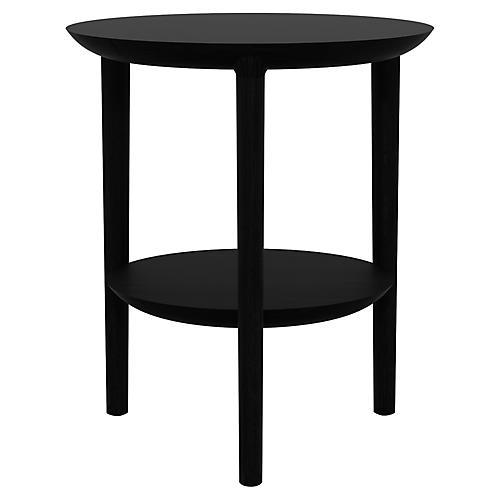 Bok Side Table, Black