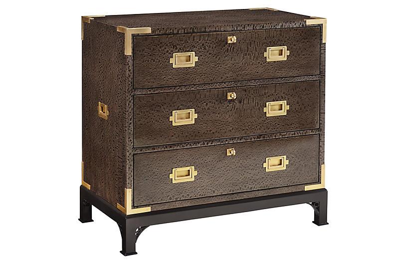 Napolean Large Dresser, Brown
