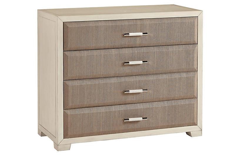 Greco Dresser, Cream