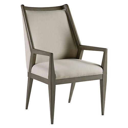Haiku Armchair, Grigio Warm Gray