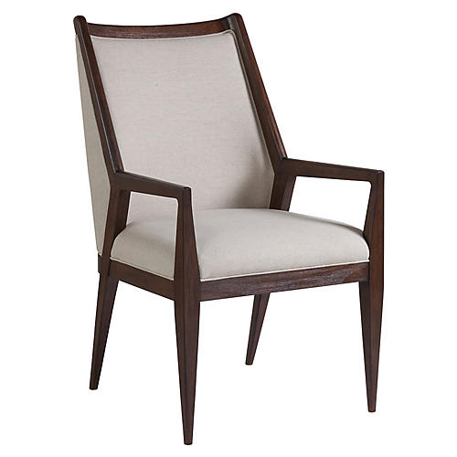 Haiku Armchair, Marrone Brown