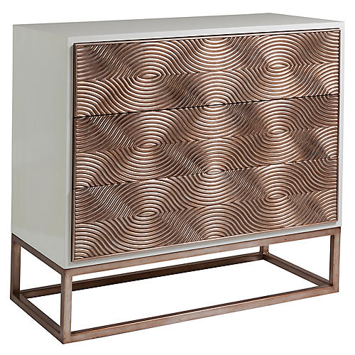 Credo Dresser, Ivory