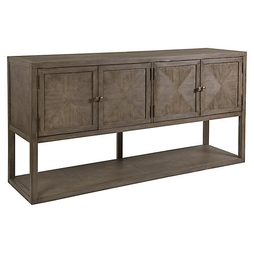 Ringo Sideboard, Grigio Warm Gray