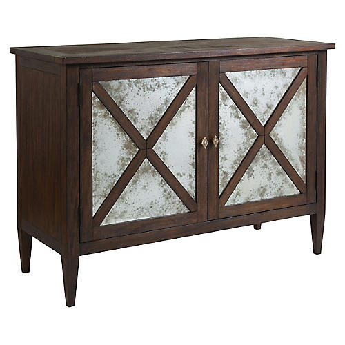 Apertif Sideboard, Marrone Brown