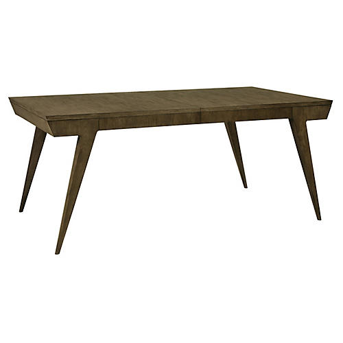 Haiku Dining Table, Grigio Warm Gray